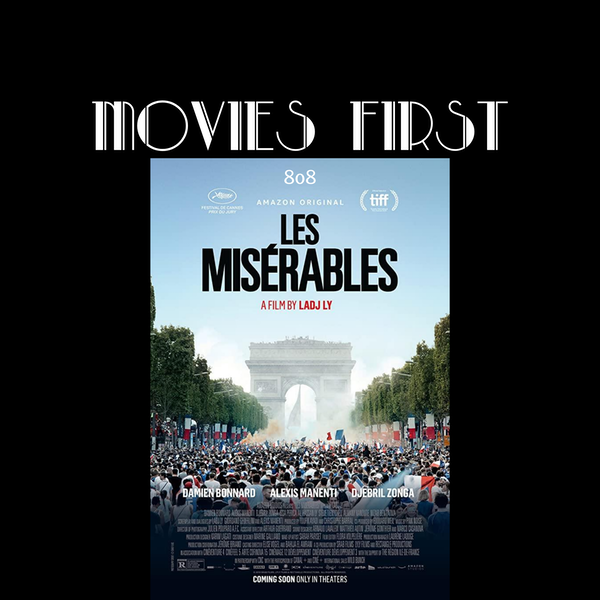 Les Miserable (France) (Crime, Drama, Thriller) (the @MoviesFirst review) Image