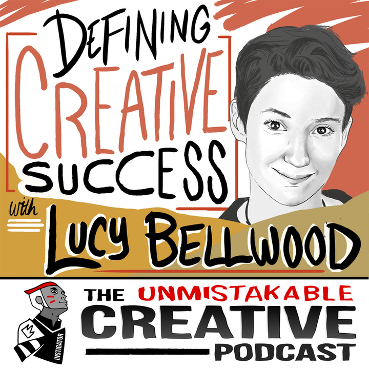 Lucy Bellwood: Defining Creative Success