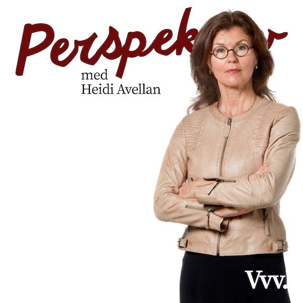 4. Om traditionella mediers förändrade roll - med Heidi Avellan, politisk chefredaktör, Sydsvenskan Image