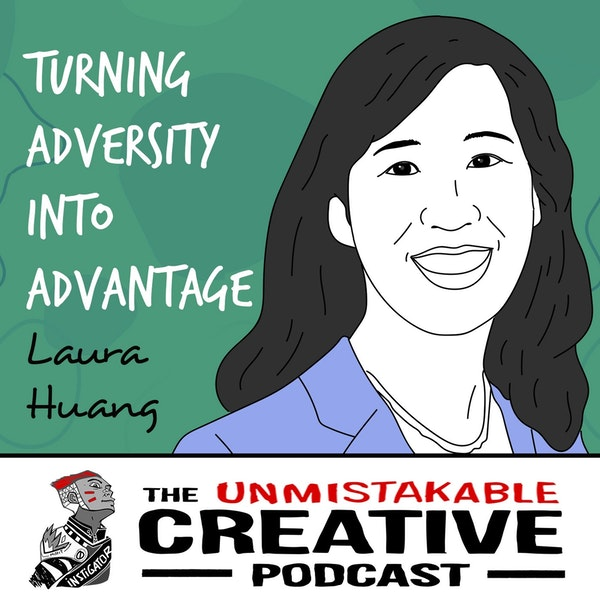 Laura Huang   Turning Adversity into Advantage Image