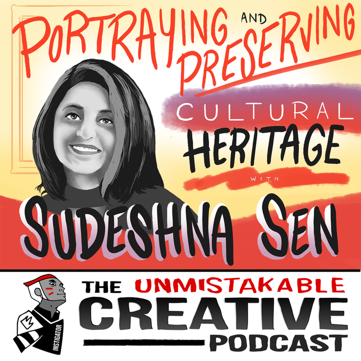 Sudeshna Sen: Portraying and Preserving Cultural Heritage