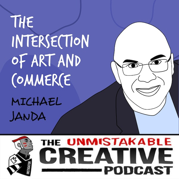 Michael Janda | The Intersection of Art and Commerce Image
