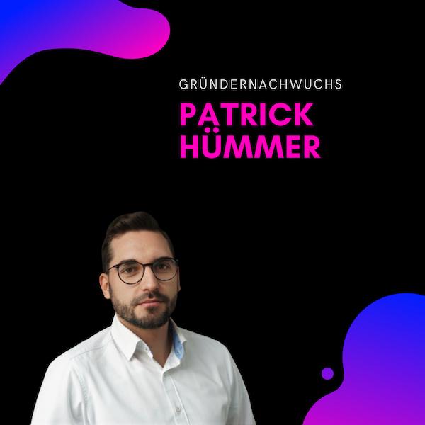 Patrick Hümmer, Ventury Analytics | Gründernachwuchs Image