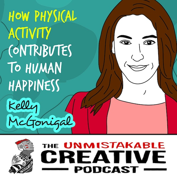 Kelly McGonigal: How Physical Activity Contributes to Human Happiness Image