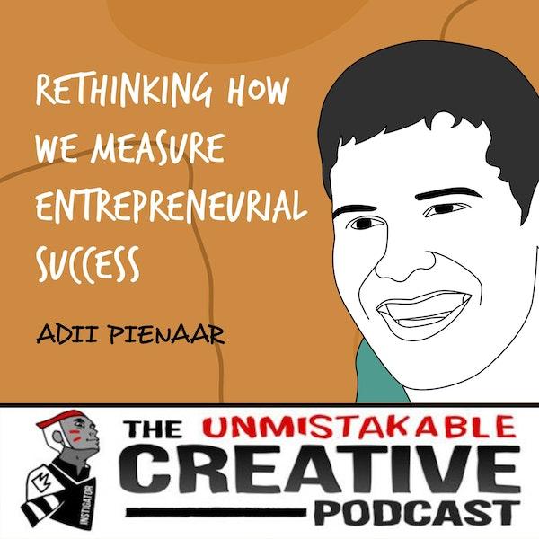 Adii Pienaar | Rethinking How We Measure Entrepreneurial Success Image