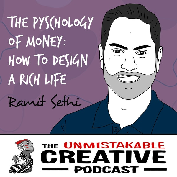 Ramit Sethi | The Pyschology of Money: How to Design a Rich Life Image