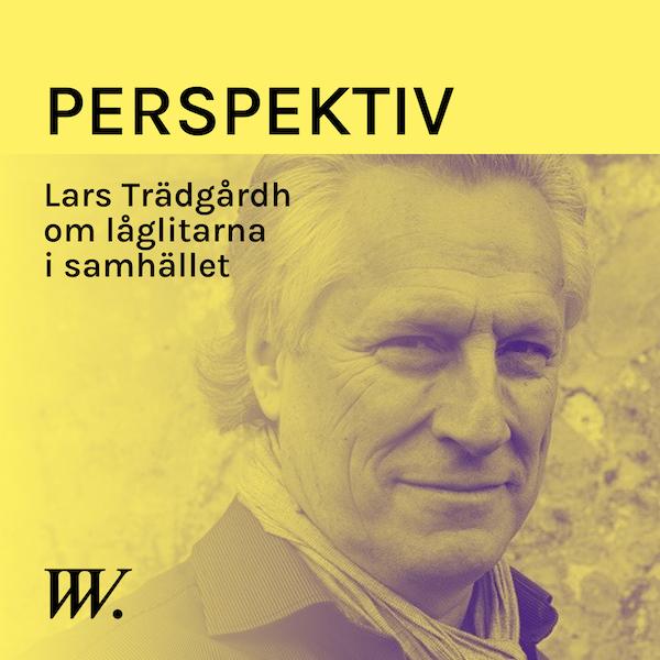 71. Om samhällets låglitare - med Lars Trädgårdh Image