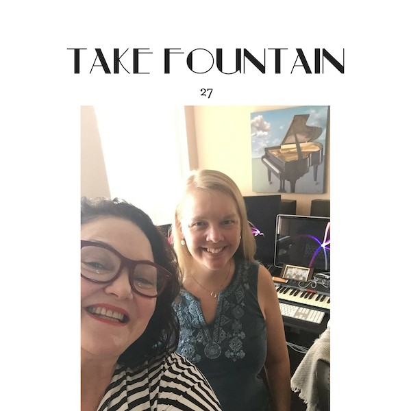 27: Catherine Joy - Musician and Composer