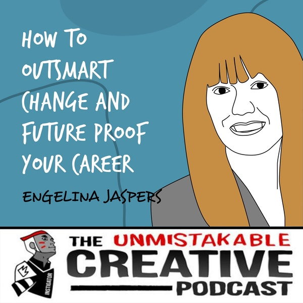 Engelina Jaspers | How to Outsmart Change and Future Proof Your Career Image