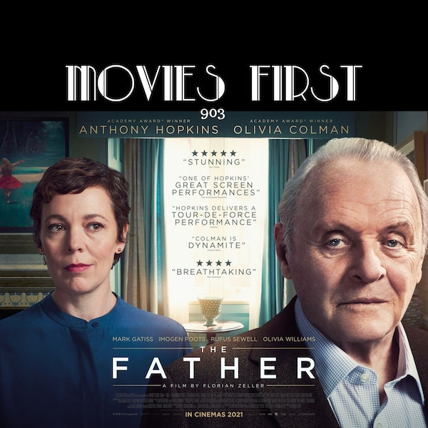 The Father (Drama) (the @MoviesFirst review) Image