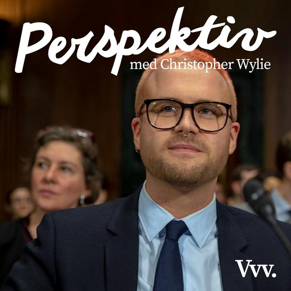 7. [English version] Christopher Wylie on the CA scandal, how to sway an election and his new gig at H&M Image