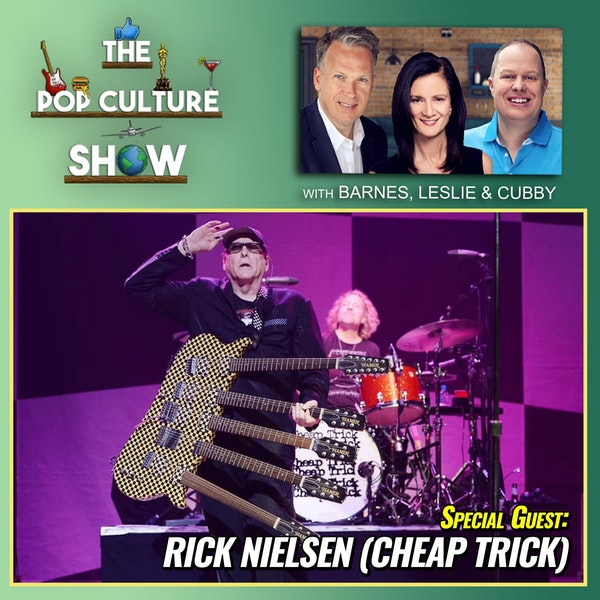 Rick Nielsen from Cheap Trick Exclusive Interview - New Album + Working with John Lennon and more Image