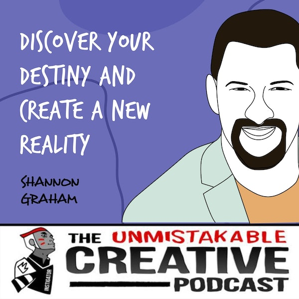 Shannon Graham | Discover Your Destiny and Create a New Reality Image