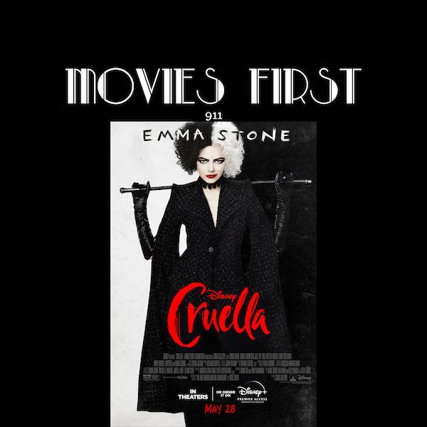 Cruella (Comedy, Crime) (the @MoviesFirst rev) Image