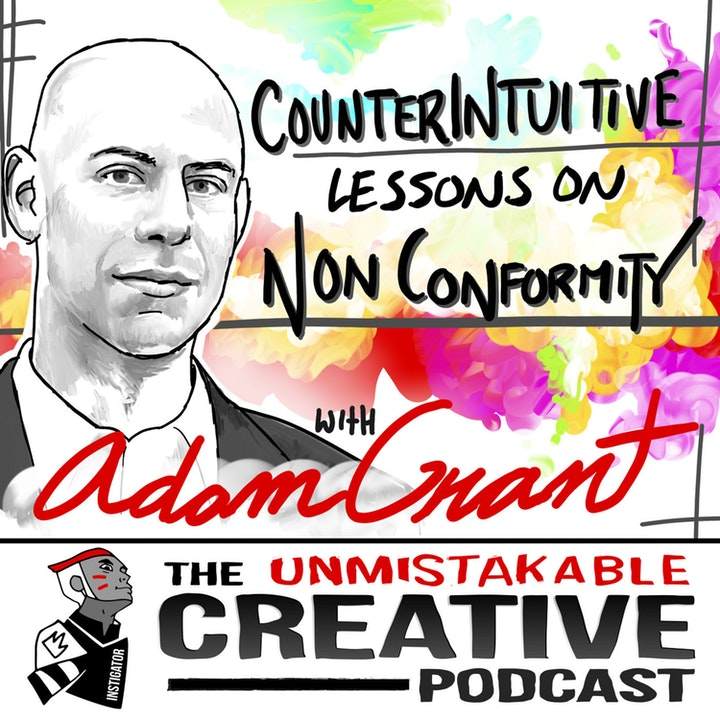 Best of: Counterintuitive Lessons on Non-Conformity with Adam Grant