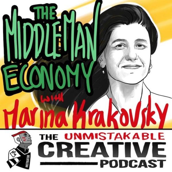 Listener Favorites: Marina Krakovsky | The Middleman Economy Image