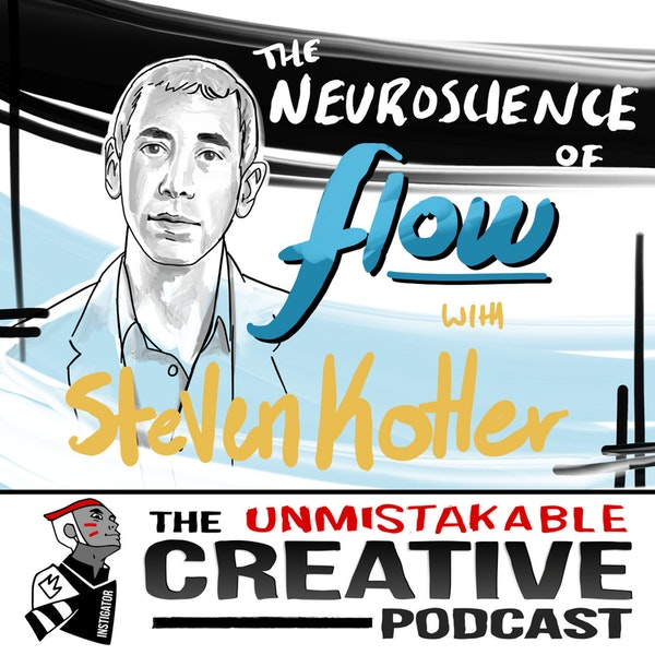 Listener Favorites: Steven Kotler | The Neuroscience of Flow Image