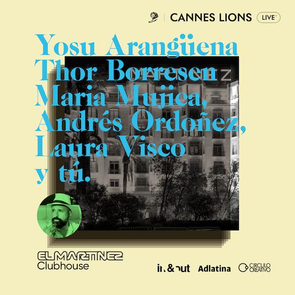 Clubhouse Cannes Lions | Día 5 Image