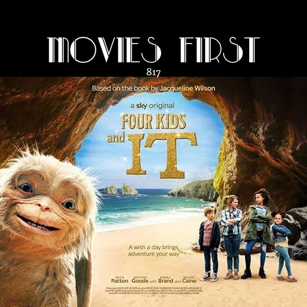 Four Kids and It (Family, Fantasy) (the @MoviesFirst review) Image