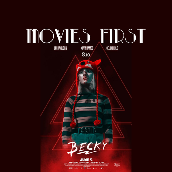 Becky (Action, Drama, Horror) (the @MoviesFirst review) Image