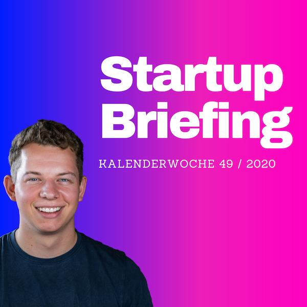 Startup Briefing - Salesforce kauft Slack, der Zukunftsfonds und Elon Musk in Berlin | KW49 Image