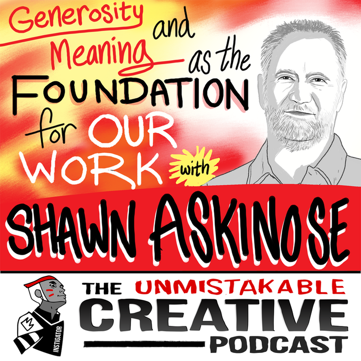 Shawn Askinosie: Generosity and Meaning as the Foundation for Our Work