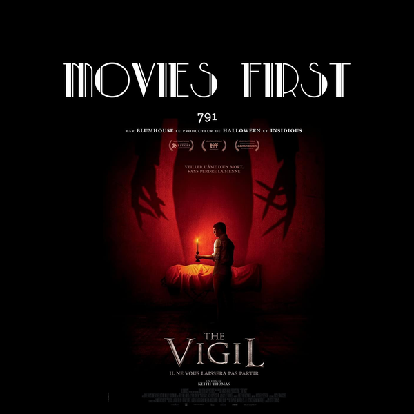 The Vigil (Horror) (the @MoviesFirst review