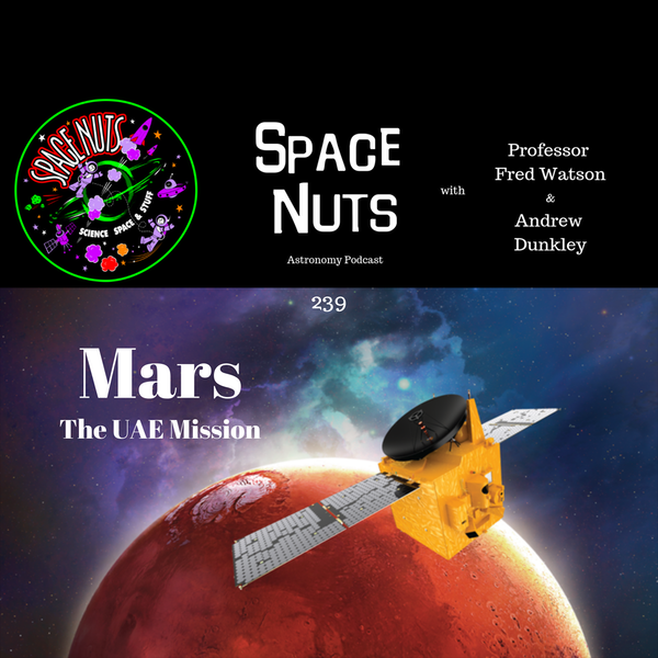 Mars - The UAE Mission