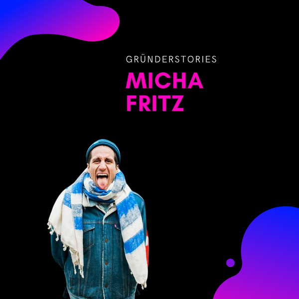 Micha Fritz, Viva con Agua | Gründerstories Image