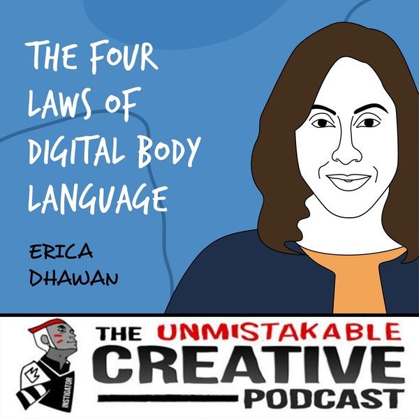 Erica Dhawan | The Four Laws of Digital Body Language Image