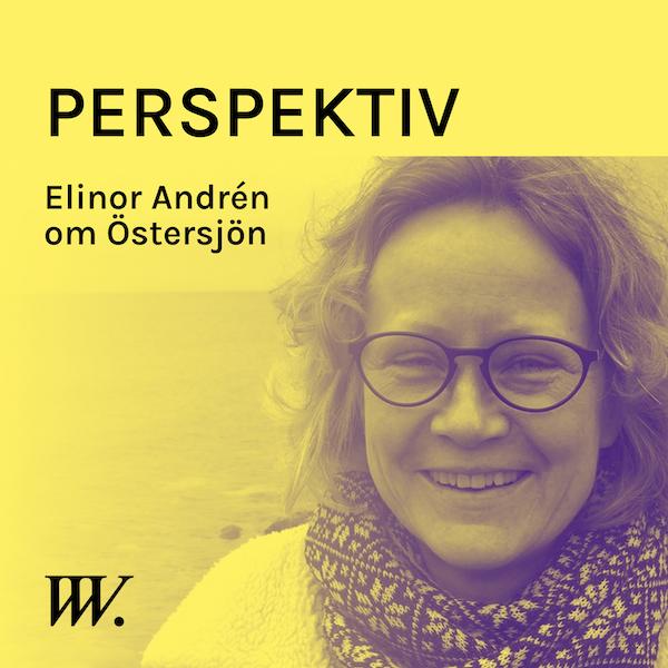 76. Om Östersjön och hur vi undviker att göra läget ännu värre - med forskaren Elinor Andrén Image