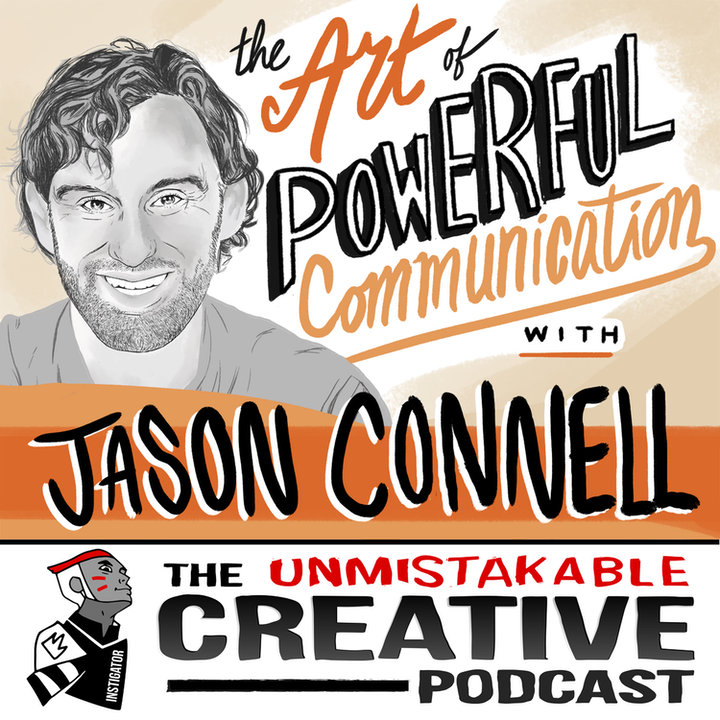 Jason Connell: The Art of Powerful Communication