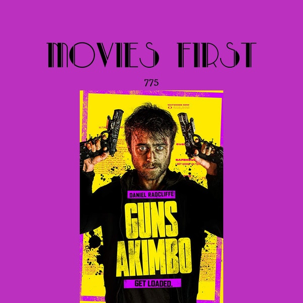 Guns Akimbo (Action, Comedy) (the @MoviesFirst review) Image