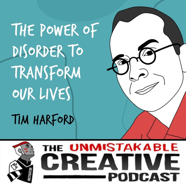 Tim Harford | The Power of Disorder to Transform Our Lives Image
