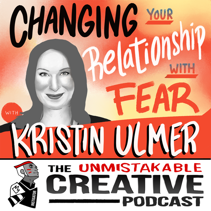 Kristen Ulmer: Changing Your Relationship with Fear