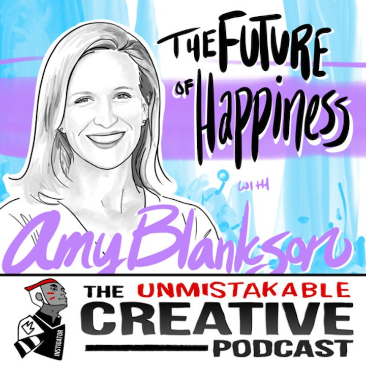 Best of: The Future of Happiness with Amy Blankson