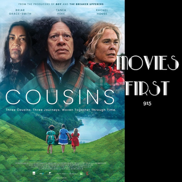 Cousins (Drama (New Zealand) the @MoviesFirst review) Image