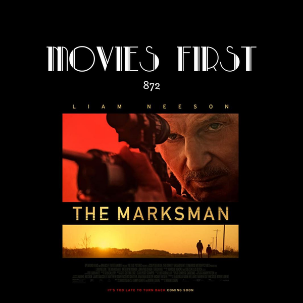The Marksman (Action, Thriller) (the @MoviesFirst review) Image