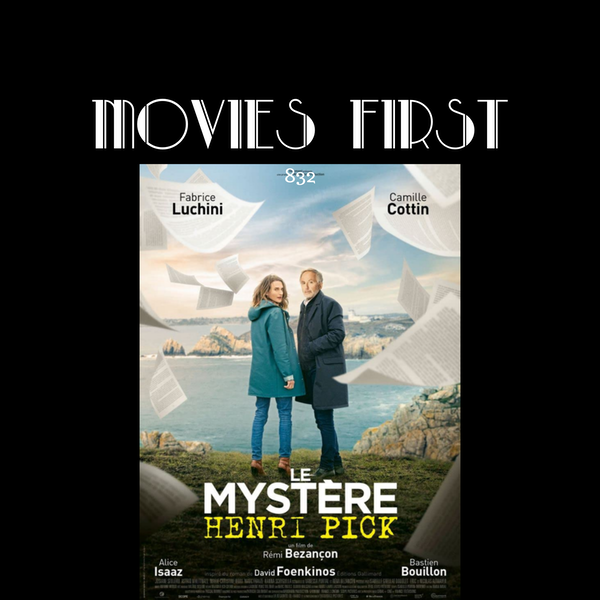 The Mystery of Henri Pick (Comedy, Drama) (the @MoviesFirst review) Image