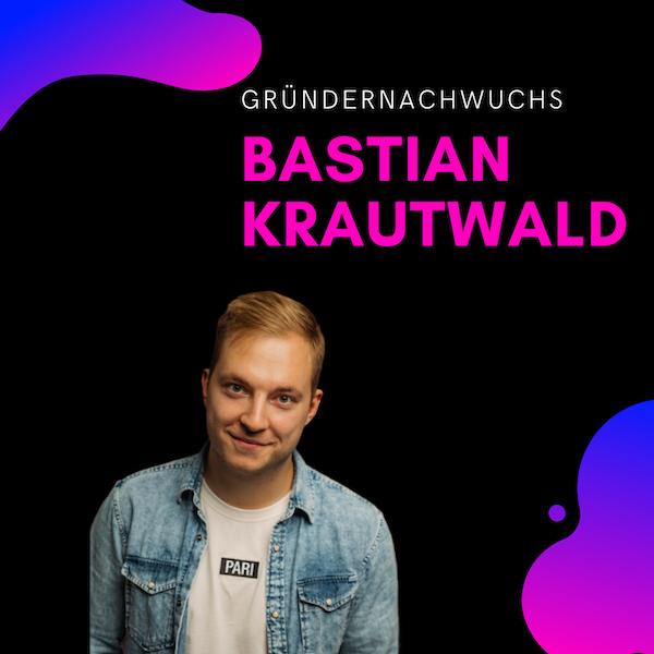 Bastian Krautwald, deineStudienfinanzierung | Gründernachwuchs Image