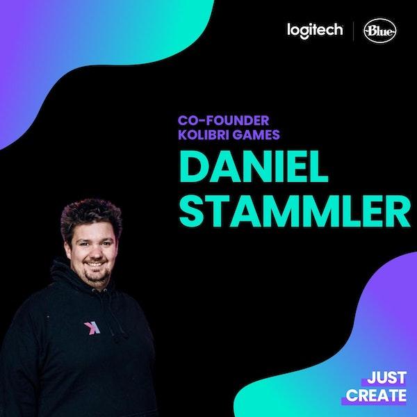 Daniel Stammler, Kolibri Games | Just Create Image