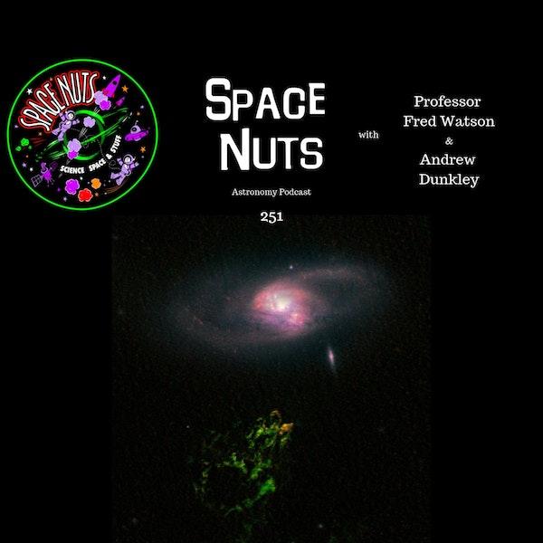 Space Blobs Image