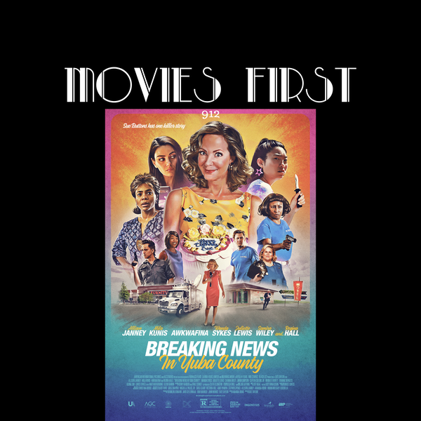 Breaking News in Yuba County (Comedy, Crime, Drama) (the @MoviesFirst review) Image