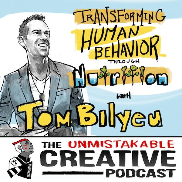 Listener Favorites: Tom Bilyeu   Transforming Human Behavior Through Nutrition Image