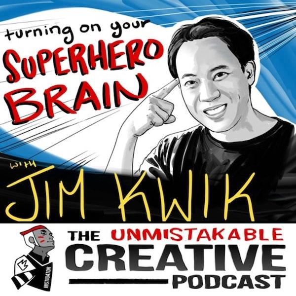 Best of: Turning on Your Superhero Brain with Jim Kwik Image