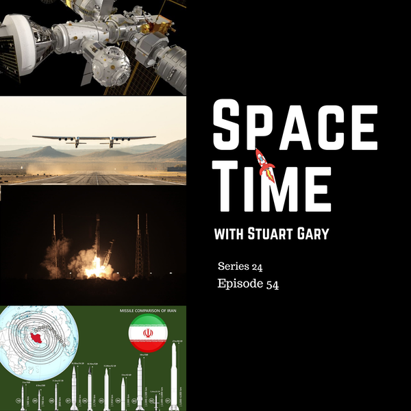 Key Test for New Lunar Gateway Space Station Image