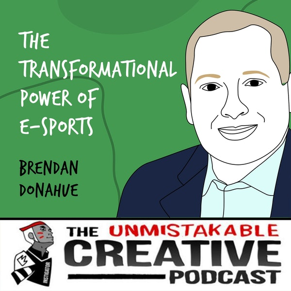 Brendan Donohue | The Transformational Power of E-Sports Image