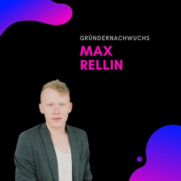 Max Rellin, Tellonym | Gründernachwuchs Image