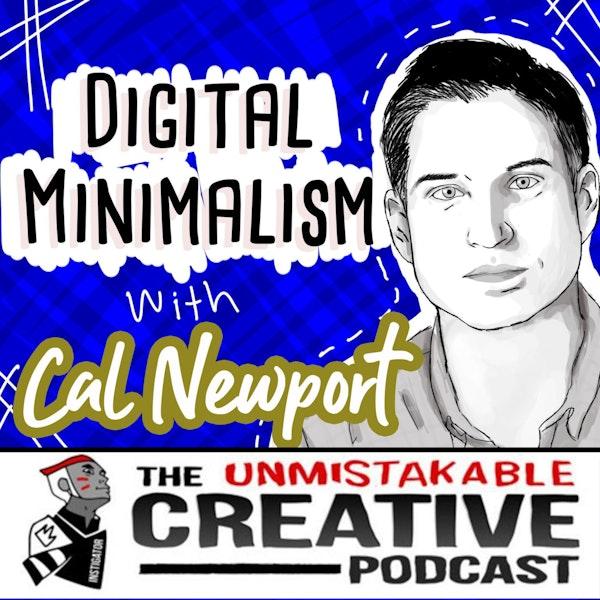 Listener Favorites: Cal Newport | Digital Minimalism Image
