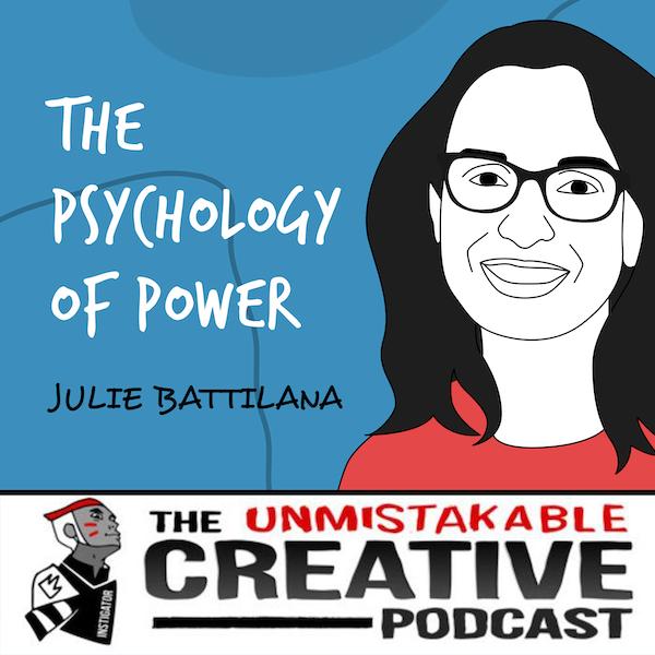 Julie Battilana | The Psychology of Power Image